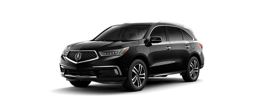 Acura MDX With Advance Package Greenville SC Spartanburg - Acura mrx