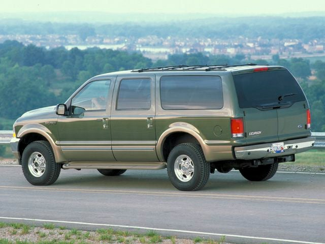 Ford Excursion Xlt In Greenville Sc Bradshaw Automotive